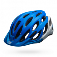 BELL TRAVERSE MIPS MATTE FORCE BLUE WHITE 2017