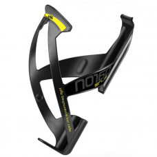 ELITE PARON RACE BOTTLE CAGE MATTE BLACK YELLOW