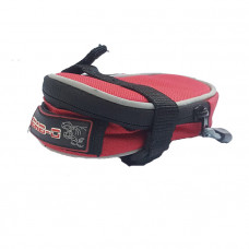 O-GNS SADDLE BAG RED