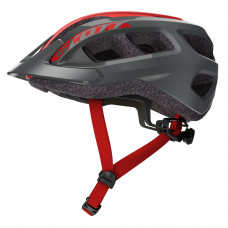 SCOTT SUPRA HELMET GREY RED