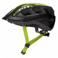 SCOTT SUPRA HELMET BLACK YELLOW