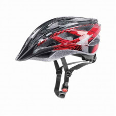 UVEX XENOVA BLACK-RED