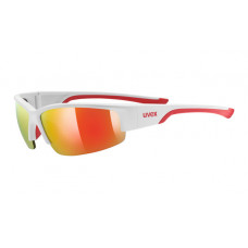 UVEX SPORTSTYLE 215 WHITE RED